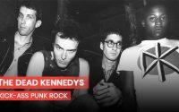 The Dead Kennedys kick ass.