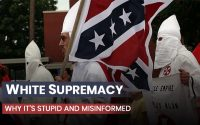White Supremacy is stupid