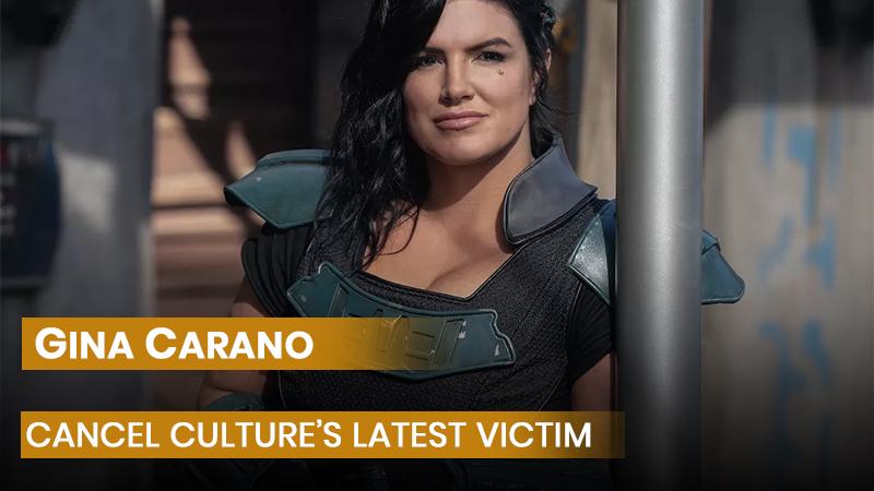 Gina Carano - Cancel culture's latest victim