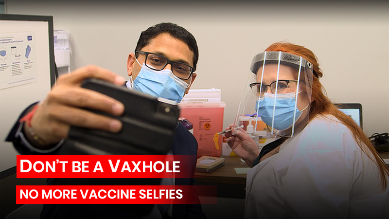 Don't be a vaxhole.